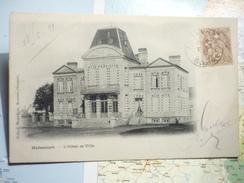 Hallencourt L'Hôtel De Ville - France