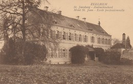 Zeelhem ,( Halen ),St Jansberg - Ambachtschool,Mont St Jean ,Ecole Professionnelle - Halen