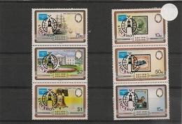 BELIZE Année 1986 N° Y/T : 815/820** - Belize (1973-...)