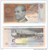 Estonia: 5 Krooni (1994) - Estonia