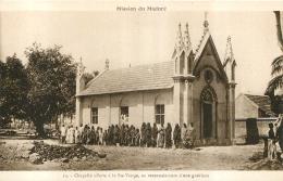 MISSION DU MADURE CHAPELLE OFFERTE A LA SAINTE VIERGE - Inde