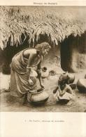MISSION DU MADURE  EN FAMILLE NETTOYAGE DES USTENSILES - Inde
