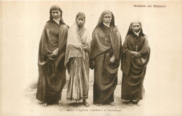 MISSION DU MADURE   SOEURS INDIGENES CATECHISTES ET BAPTISEUSES - Inde