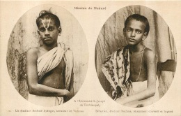MISSION DU MADURE  UNIVERSITE ST JOSEPH TRICHINOPOLY - Inde