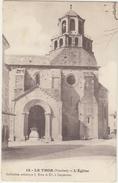 84 Le Thor L Eglise - Frankrijk