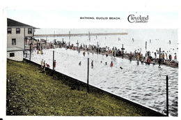 Cleveland.  Bathing, Euclid Beach. - Cleveland
