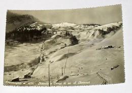 AOSTA - Courmayeur - Slittovia E Campi Di Sci Al Checrouit - Aosta