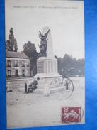 LOIRE ATLANTIQUE  44   NOZAY  -  MONUMENT ....ROULOTTES DE GITANS P.P.      ANIME   TTB - France