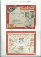 1 L PAR AVION (annulé) Du MAROC Pour La FRANCE....Affranchissement Insuffisant à 2.65fr....à Voir L'expéditeur.... - Marokko (1891-1956)