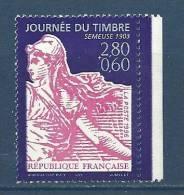"""FR YT 2990a """" Journée Du Timbre 2F80 + 60c. Carnet """" 1996 Neuf** - Ungebraucht"""