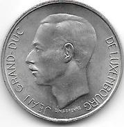 Luxembourg 5 Francs  1971   Km 56    Bu - Lussemburgo