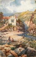 Royaume-Uni - Angleterre - Yorkshire - Illustrateurs - Illustrateur - Raphaël Tuck N° 7774- Oilette - Scalby Mills -état - Angleterre