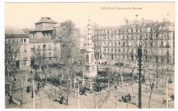 ES-1816    MALAGA : Plaza De La Merced - Málaga