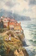 Royaume-Uni - Angleterre - Yorkshire - Illustrateurs - Illustrateur - Raphaël Tuck N° 7774 - Oilette - Robin Hood's Bay - Angleterre
