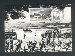 83 - Saint Raphael - 25 ème Anniversaire Du Débarquement En Provence - Marcophilie (Lettres)