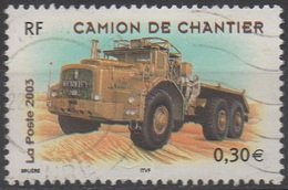 FRANCE  N°3615__OBL VOIR SCAN - Usados