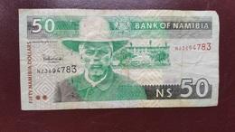 NAMIBIE : 50 Dollars - Namibie