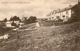 71x   Ecosse Kilcreggan Sunnyside Cottages And School - Scotland