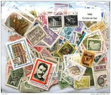 1000 Timbres Thème Europe De L'est - Briefmarken