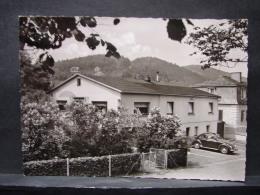 DR. 7. Laasphe. Restaurant. Pension Berghaus Sieben - Germany