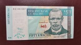 MALAWI : 50 Kwacha - Malawi