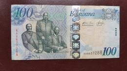 BOTSWANA : 100 Pula - Botswana