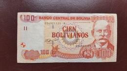 BOLIVIE : 100 Bolivianos - Bolivia