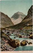 Cordillera Tunel Del Ferrocarril Trasandino - Chili
