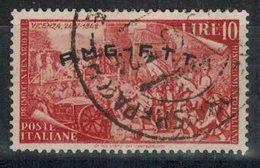 TRIEST A 1948 - MiNr: 39  Used - 7. Triest