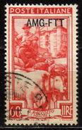 TRIEST A 1950 - MiNr: 135  Used - Gebraucht