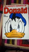 WALT DISNEY: LA FABULEUSE HISTOIRE DE Donald. LE LIVRE DE PARIS. 1975 - Livres, BD, Revues