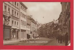 BASEL STEINENVORSTADT I - BS Bâle-Ville