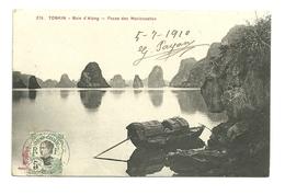 Tonkin : Baie D'long : Passe Des Marionnettes - Viêt-Nam