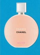 Cartes Parfumées Carte CHANEL CHANCE EAU VIVE  De CHANEL - Perfume Cards