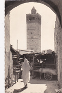 TUNISIE. BIZERTE. LA MOSQUEE. ÉCRITE ANNÉE 1956 - Tunisia
