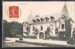 Les Commelles . Château . - Non Classés