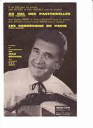 """Partition Accordéon: """"Au Bal Des Pastourelles"""" """"Les Corréziens De Paris"""", Valses De Jean SEGUREL, Dino MARGELLI, Parole - Autres"""