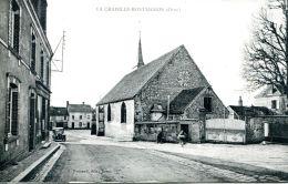 N°31702 -cpa La Chapelle Montligeon- - Frankreich