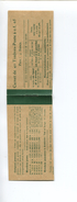 137 C3 CARNET 40 TIMBRES SEMEUSE VERT 5c  Complet - Postzegelboekjes