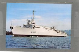 Marine Militaire Française - L'ouragan (transport De Chalands De Débarquement) - Guerre