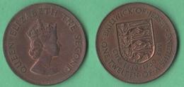 Jersey 1/12 Shilling 1960 - Jersey
