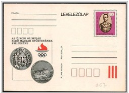 Ungheria/Hongrie/Hungary: Intero, Stationery, Entier, Hajòs Alfred
