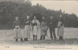 Bourg-Léopold ,Kamp Van Beverloo ,    , ,n° F . 114 - Leopoldsburg (Camp De Beverloo)