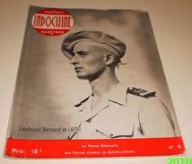 Revue Caravelle(Indochine) N°=9(De Lattre De Tassigny Fils) - Newspapers