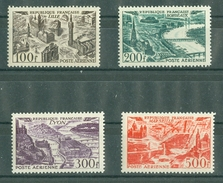 FRANCE - POSTE AERIENNE N° 24** MNH à 27**MNH LUXE - Airmail