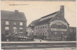 28155g  BRASSERIE DE MELSBROECK - BROUWERIJ - TONNEAUX - 1912 - Steenokkerzeel