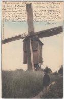 28166g   MOLEN - MOULIN - Assche - 1904 - Colorisé - Asse