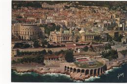 2986  Postal   Monaco,  Vista De La Ciudad - Palacio Del Príncipe