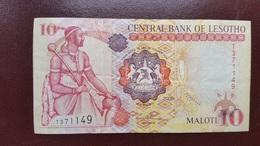 LESOTHO : 10 Maloti 2006 - Lesotho