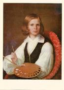 "RUSSIA - RUSSIE - RUSSLAND Vasko ""Portrait Of Boris Tomara As A Boy"" - Portraits"